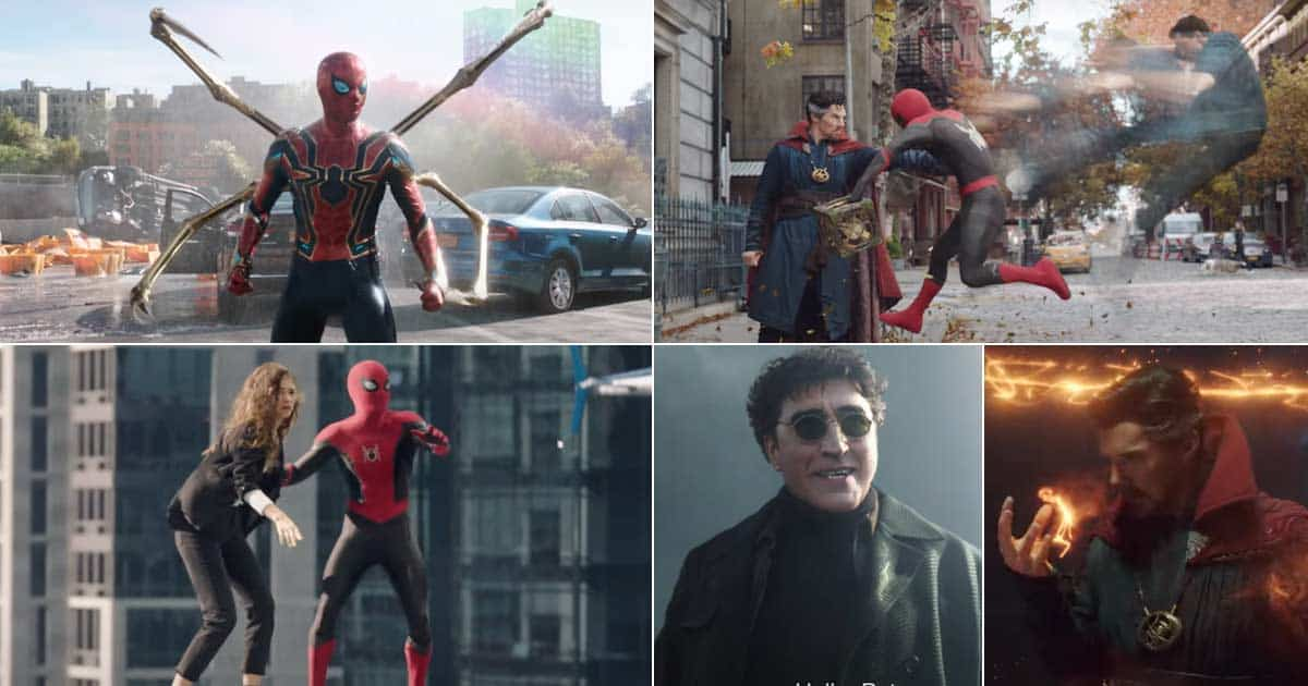 Spider-Man: No Way Home Trailer Out! Tom Holland aka Peter's Wish To Erase His Identity Takes Him On An Adventurous Ride