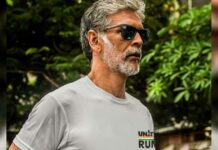 Milind Soman says sports shaped his life
