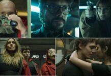 Money Heist 5 Trailer Starring Álvaro Morte Out