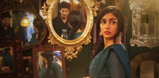 Mrunal Thakur's first look in Dulquer Salmaan's next revealed