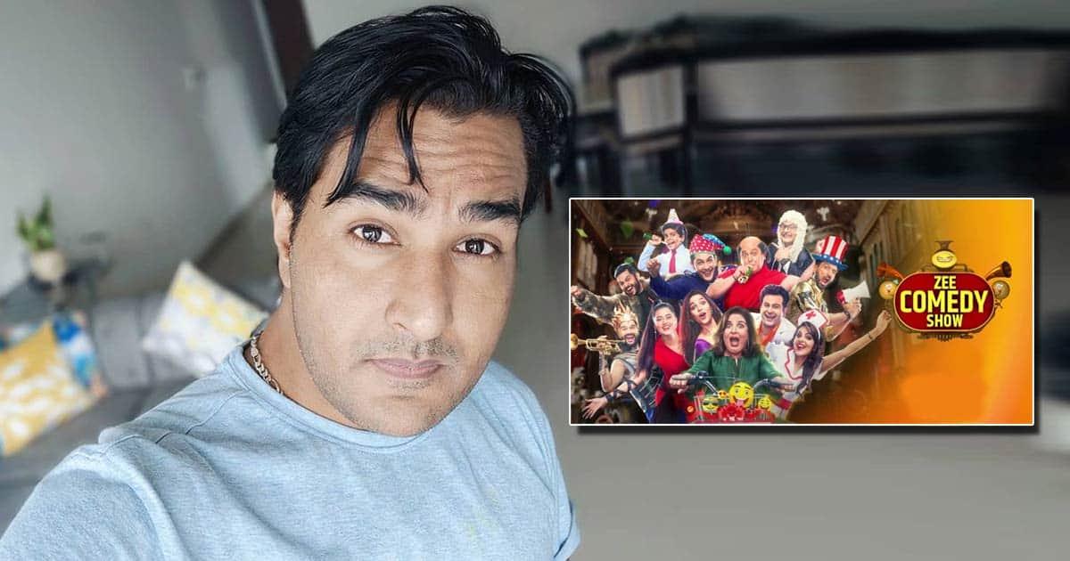 Mubeen Saudagar joins 'Zee Comedy Show'