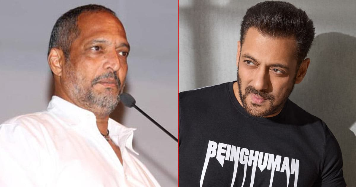 Nana Patekar Once Slammed Salman Khan