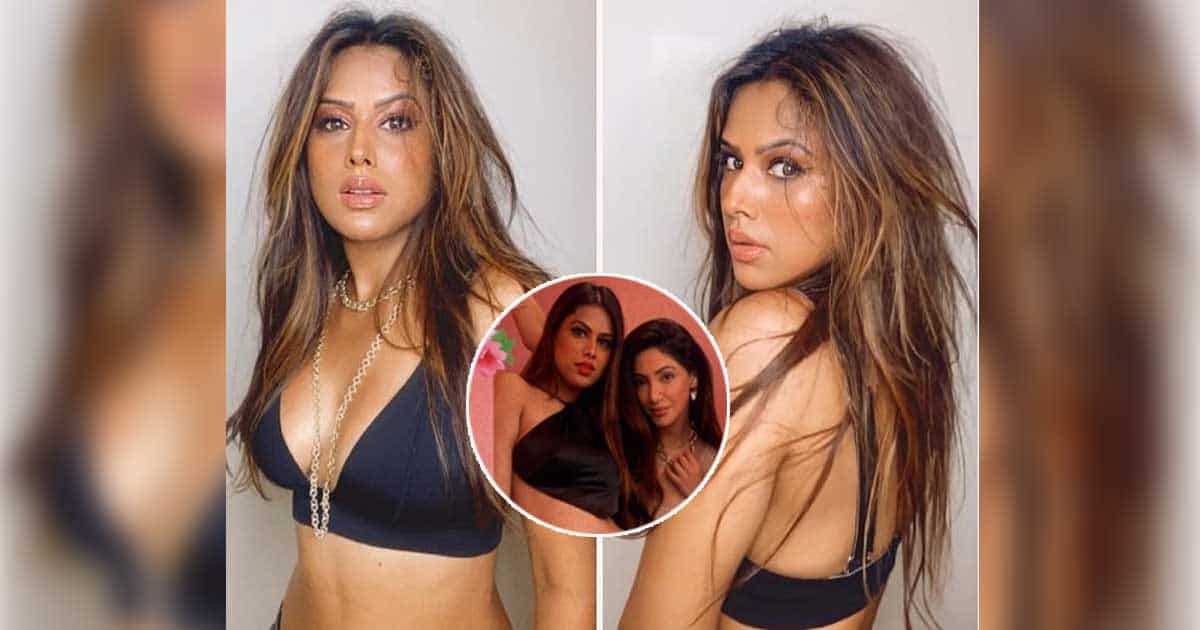 Nia Sharma Slips Into A Revealing Scarf Top & Her Bad B*tch Avatar Is Too S*xy To Handle!