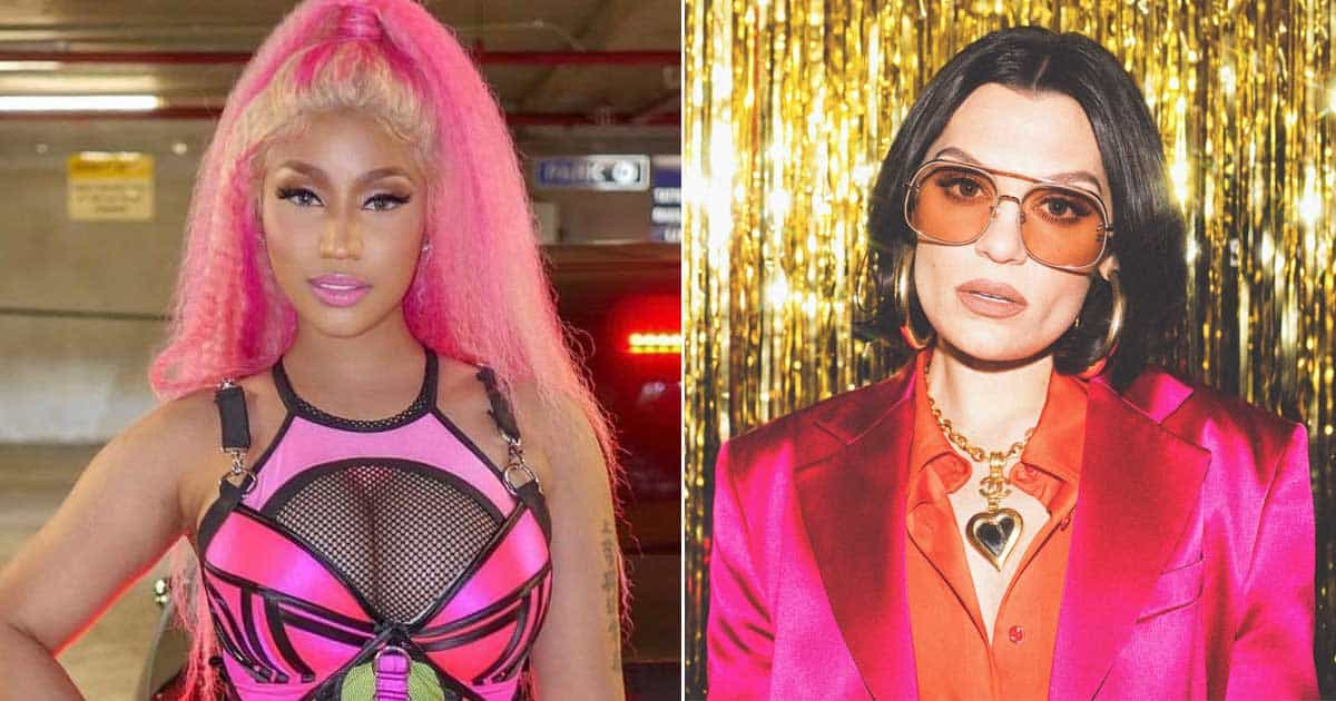 Nicki Minaj Throws Shades At Jessie J After Singer Claims That Rapper 'Asked To Join Bang Bang'