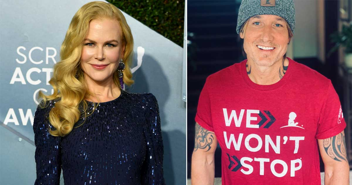Nicole Kidman Talks About Husband Keith Urban Reacts To Her Love Scenes