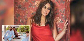 No trolls, just 'likes': Kareena posts little Jeh's pic with Saif, Taimur