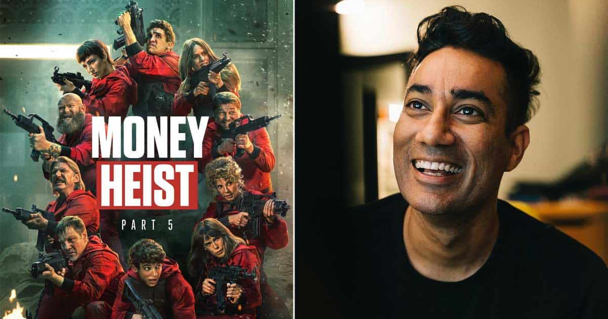 Money Heist 5: Nucleya Brings The Hindi Recreation Of 'Bella Ciao' & We Can't Say Nothing But 'Jaldi Aao'