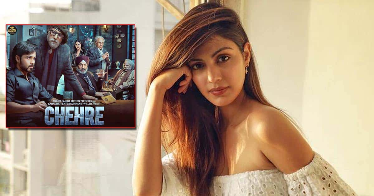Rhea Chakraborty Takes A Minute & Says