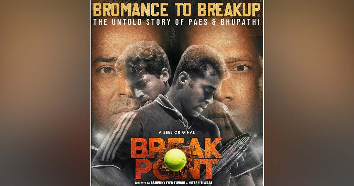 Paes, Bhupathi Offer A Peek Into Their Lives, On & Off Court, In 'Break Point'