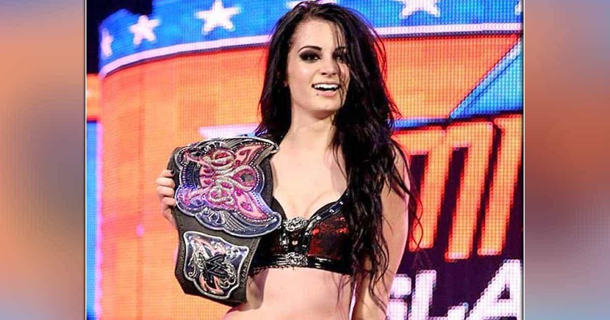 Paige Hints At WWE Comeback