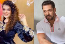 Palak Mucchal says Salman recommended her for 'Laapata' number