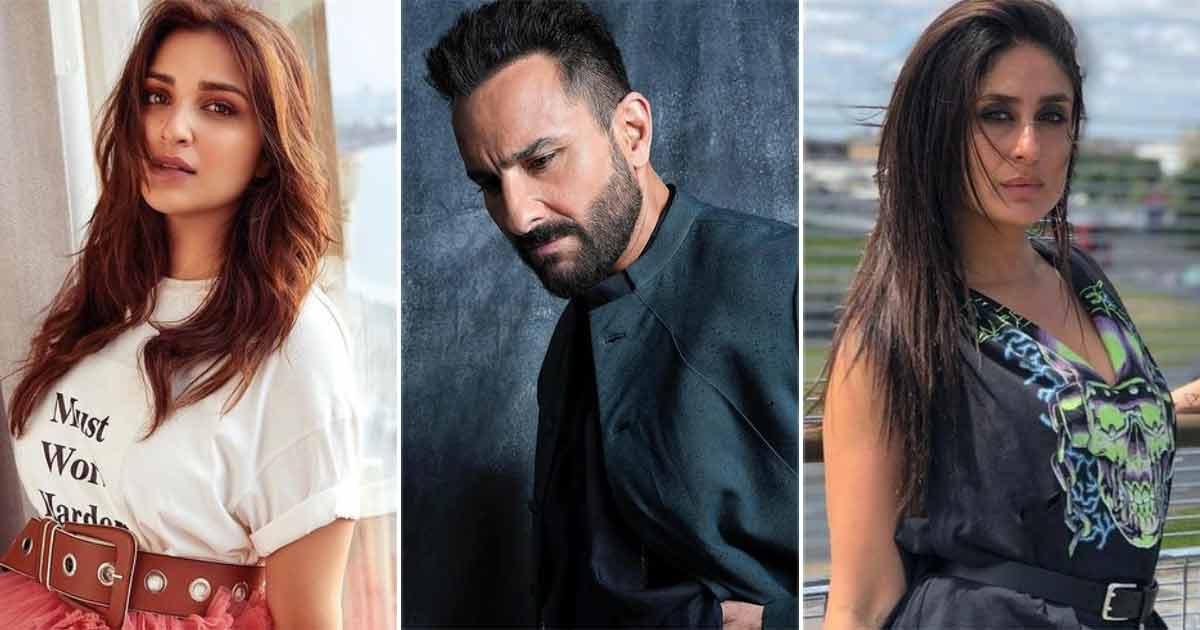 When Parineeti Chopra Confessed Her Love For Saif Ali Khan To Kareena Kapoor