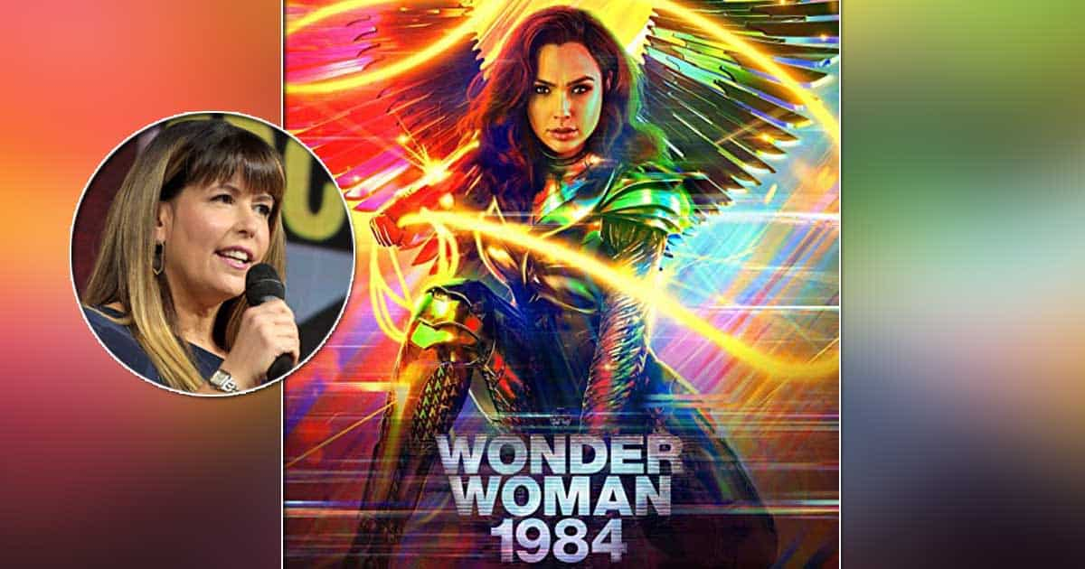 Patty Jenkins Expresses Her Dismay Over Wonder Woman 1984 Release Format