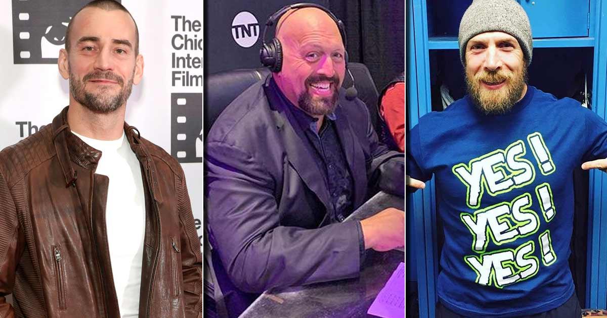 Paul Wight On Daniel Bryan & CM Punk Joining AEW