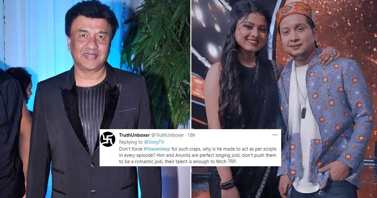 Pawandeep Rajan Fans Are Angry At Anu Malik & Indian Idol 12 Makers
