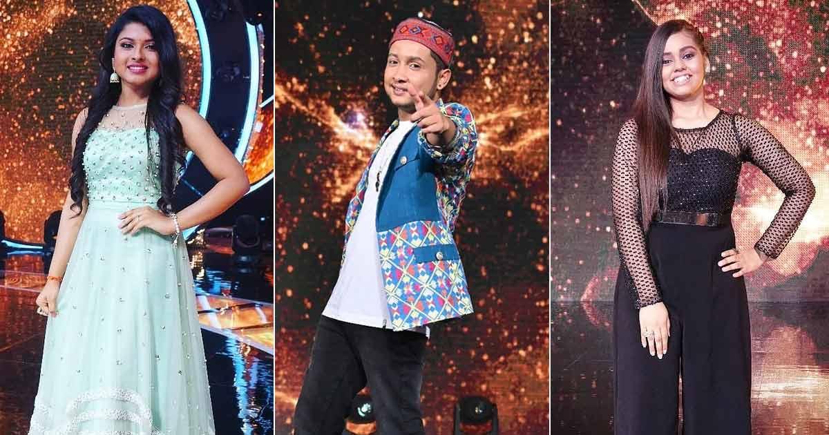 Pawandeep Rajan Gets Huge Gifts From Indian Idol 12 Contestants