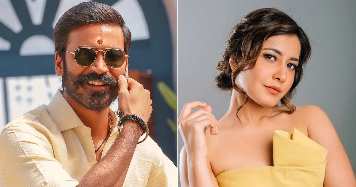 """Raashii Khanna Joins Dhanush's Next; Says, """"He Has Contributed In Such A Huge Way To The Cinema"""""""