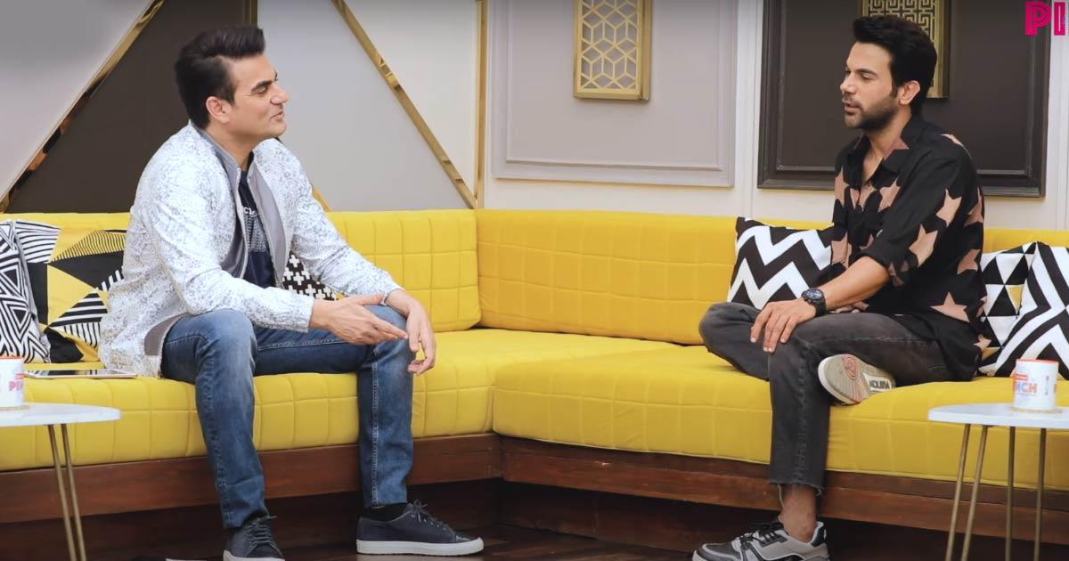 Rajkummar Rao Admits That He Regrets Doing Few Films In His Career On Arbaaz Khan's Pinch Season 2