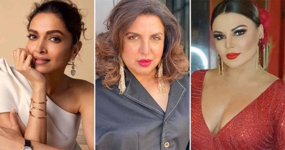 Rakhi Sawant In The Same League As Deepika Padukone!