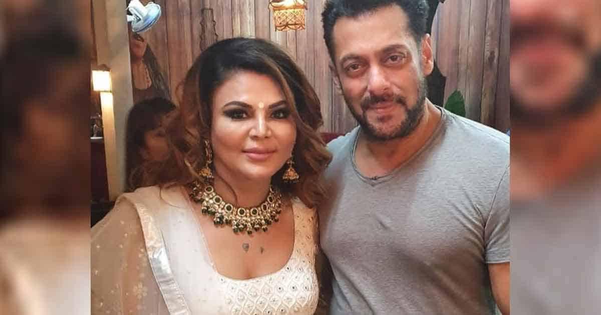 Rakhi Sawant Wants To Tie Salman Khan A Rakhi & Here's The Reason Why