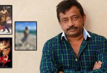 Ram Gopal Varma Introduces His First Love As The 'Woman In Blue Swimsuit', Reveals Her Name As 'Satya'
