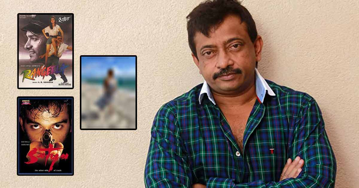 Ram Gopal Varma Introduces His First Love As The 'Woman In Blue Swimsuit', Reveals Her Name As 'Satya', Read On