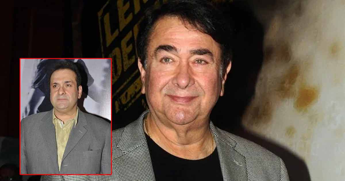 Randhir Kapoor's Heartbreaking Last Conversation With Rajiv Kapoor Happened At 2 AM Asking Him To 'Stop Drinking,' Read On