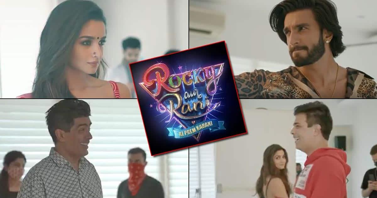 Rocky Aur Rani Ki Prem Kahani: Alia Bhatt & Ranveer Singh Kick Starts The Shooting For The Same