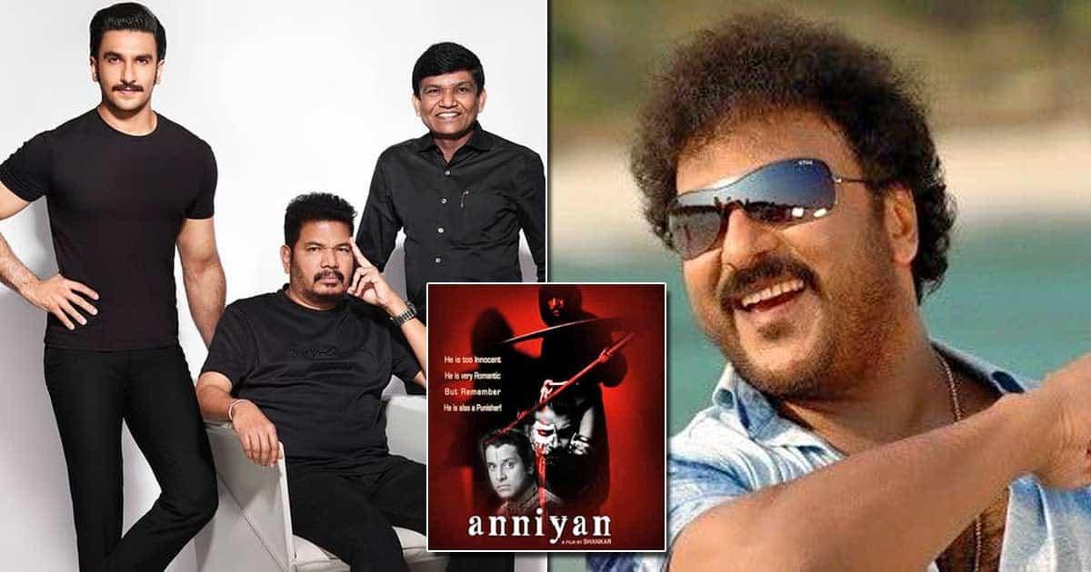 Ranveer Singh's Anniyan Remake Lands In Trouble