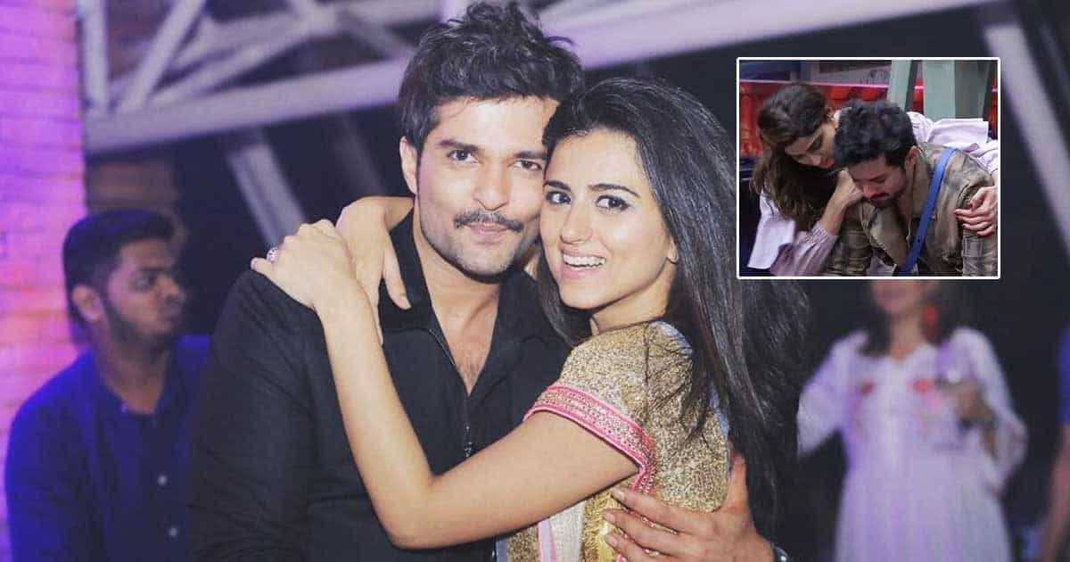 Raqesh Bapat Gets Support From Ex-Wife Ridhi Dogra After He Breaks Down On Bigg Boss OTT