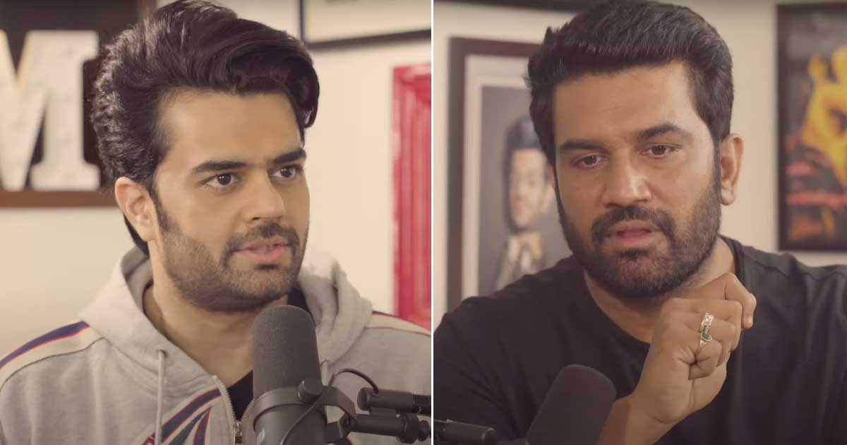 Revealing the deepest secrets of Sharad Kelkar's life, Maniesh Paul engages jn conversation with the actor on his podcast
