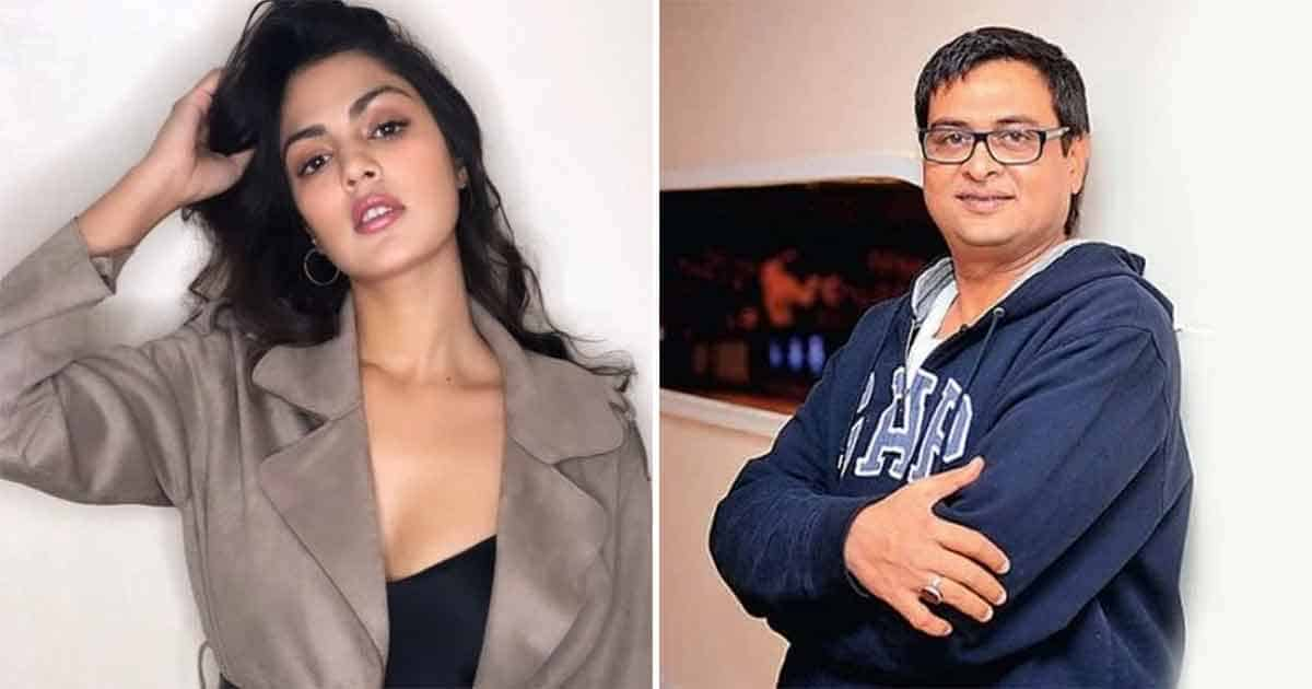 Rhea Chakraborty Ready For A Full-Fledged Bollywood Comeback? Rumi Jaffery Says So