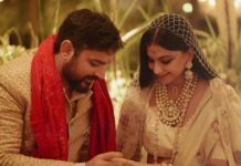 Rhea Kapoor shares her wedding-day 'stomach flips' with pic
