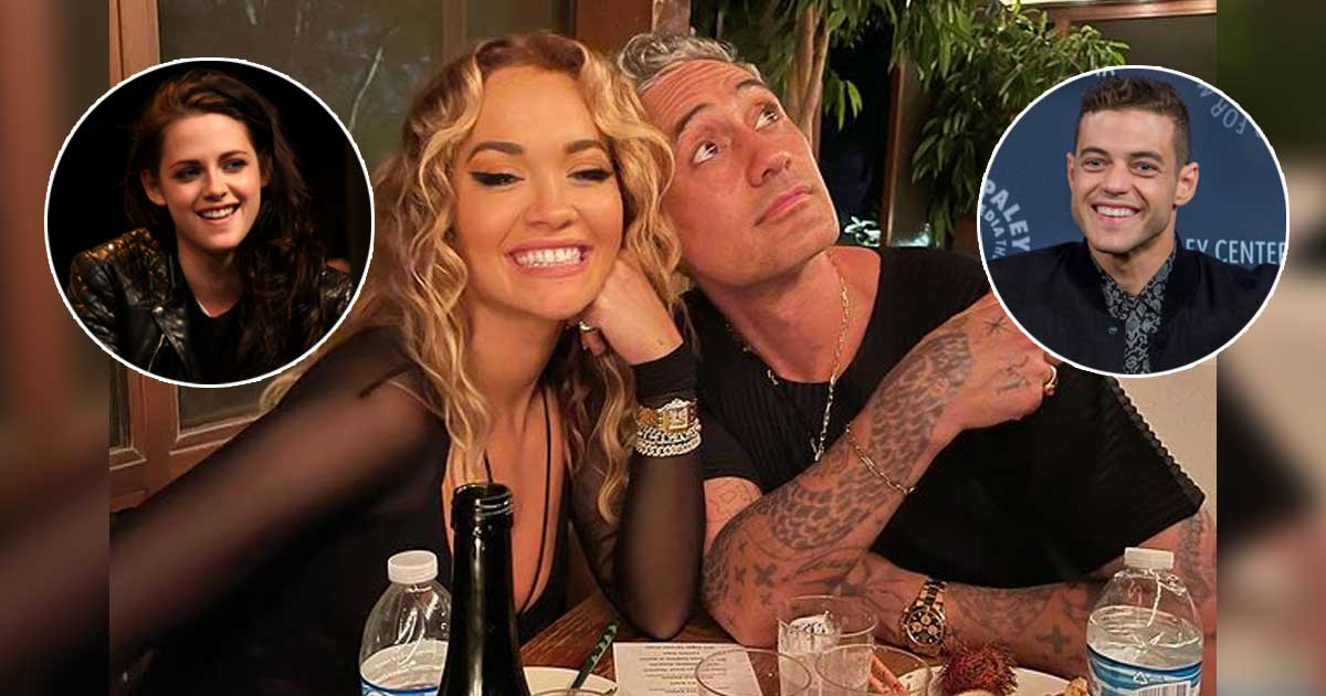 Rita Ora Throws A Lavish Birthday Dinner For Rumoured Beau Taika Watiti, Kristen Stewart & Paris Jackson Join As Special Invitees - See Pics Inside