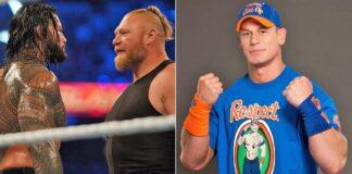 Roman Reigns On Brock Lesnar Coming Back, John Cena's Status Post Summerslam