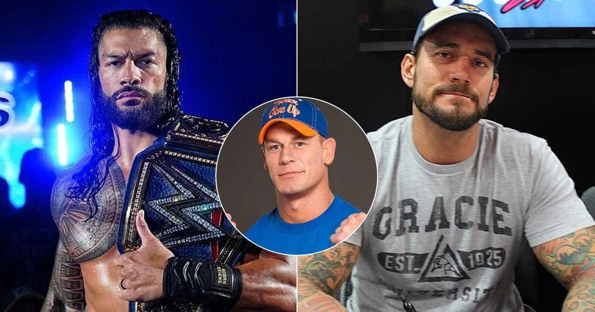 Roman Reigns Slams CM Punk & Backs John Cena