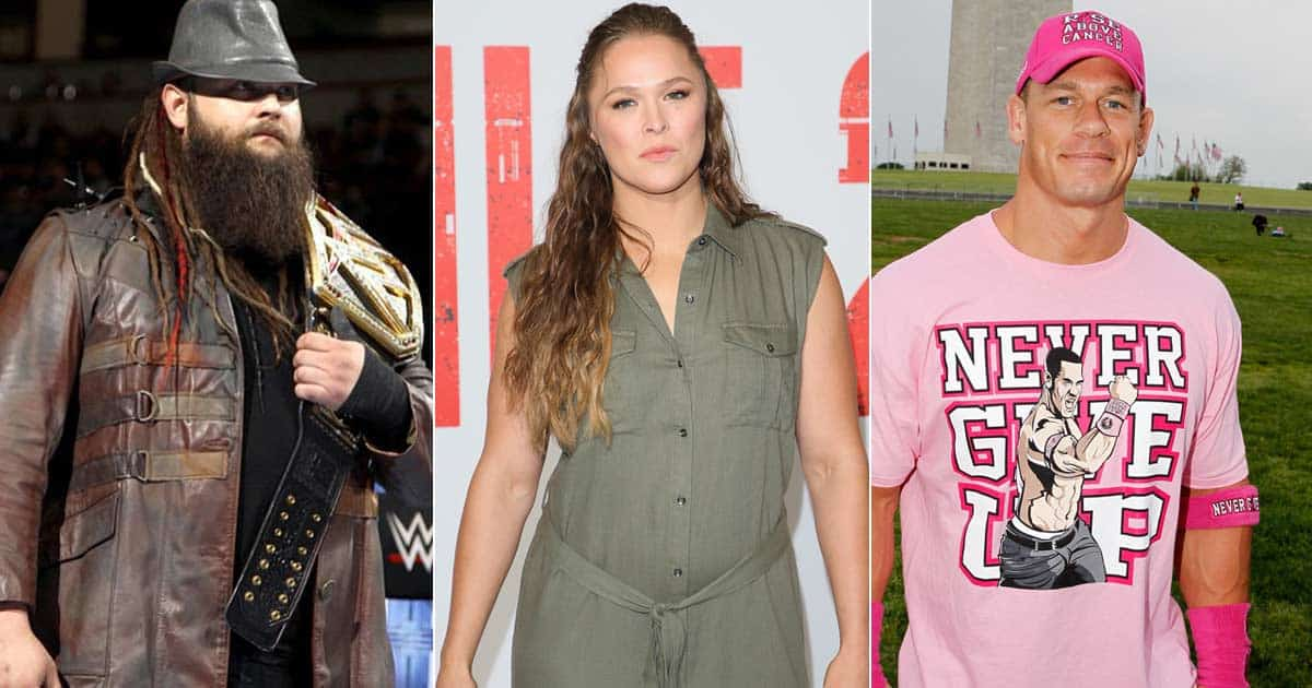 Ronda Rousey On Bray Wyatt's Release, John Cena Concerned For WWE
