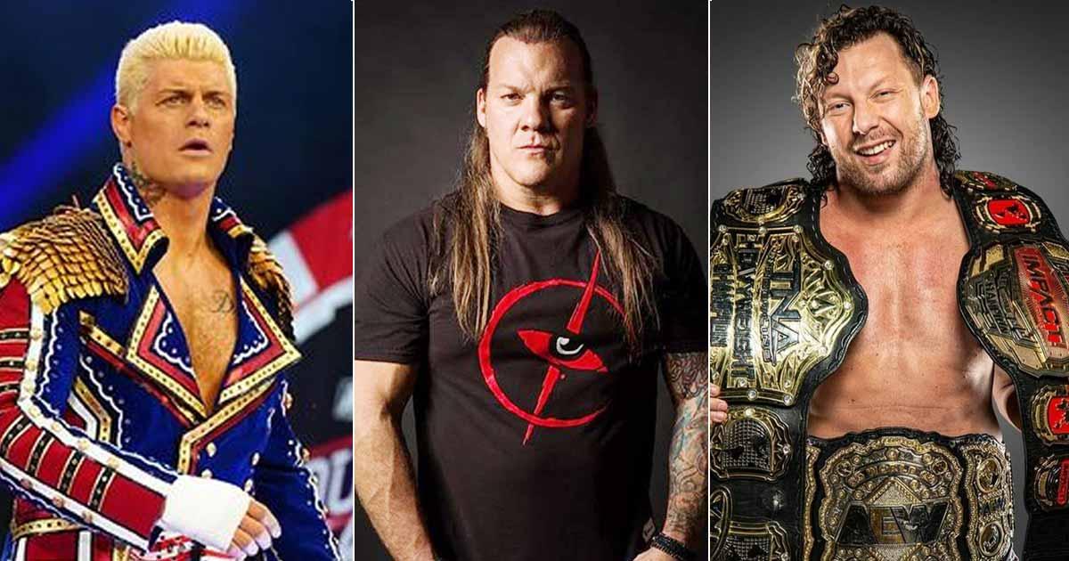 Salary Of Cody Rhodes, Chris Jericho & Kenny Omega In AEW