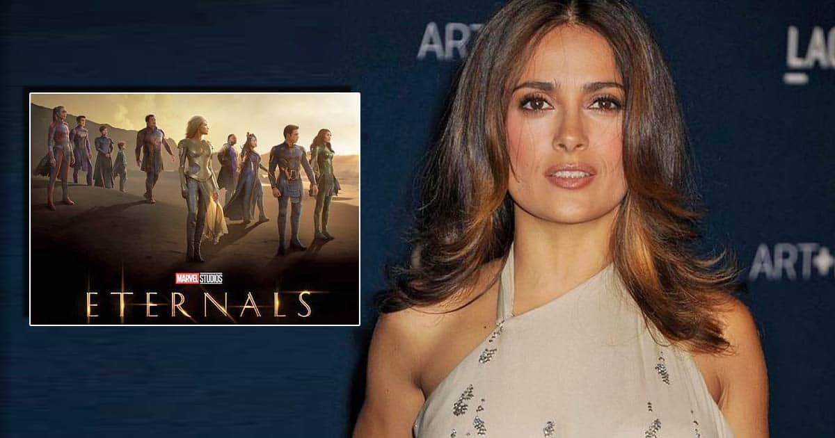 Salma Hayek Thought She Would Be Cast For A Minor Role In Marvel's Upcoming Film Eternals
