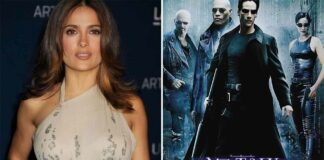 Salma Hayek Was Almost A Part Of Keanu Reeves' The Matrix But Here's What Went Wrong