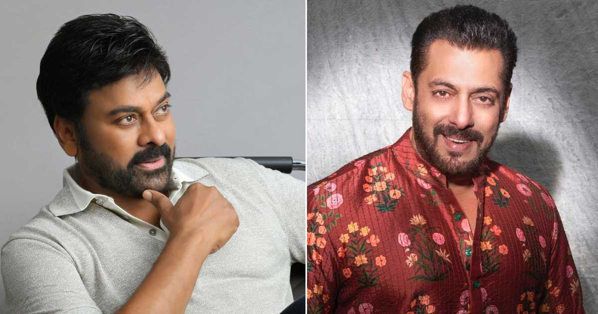 Salman Khan Rejects Chiranjeevi's Offer For Guest Role In God Father?