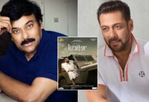 Salman Khan To Reprise Prithviraj's Role In Chiranjeevi's Remake Of Lucifer Tentatively Titled 'God Father'?
