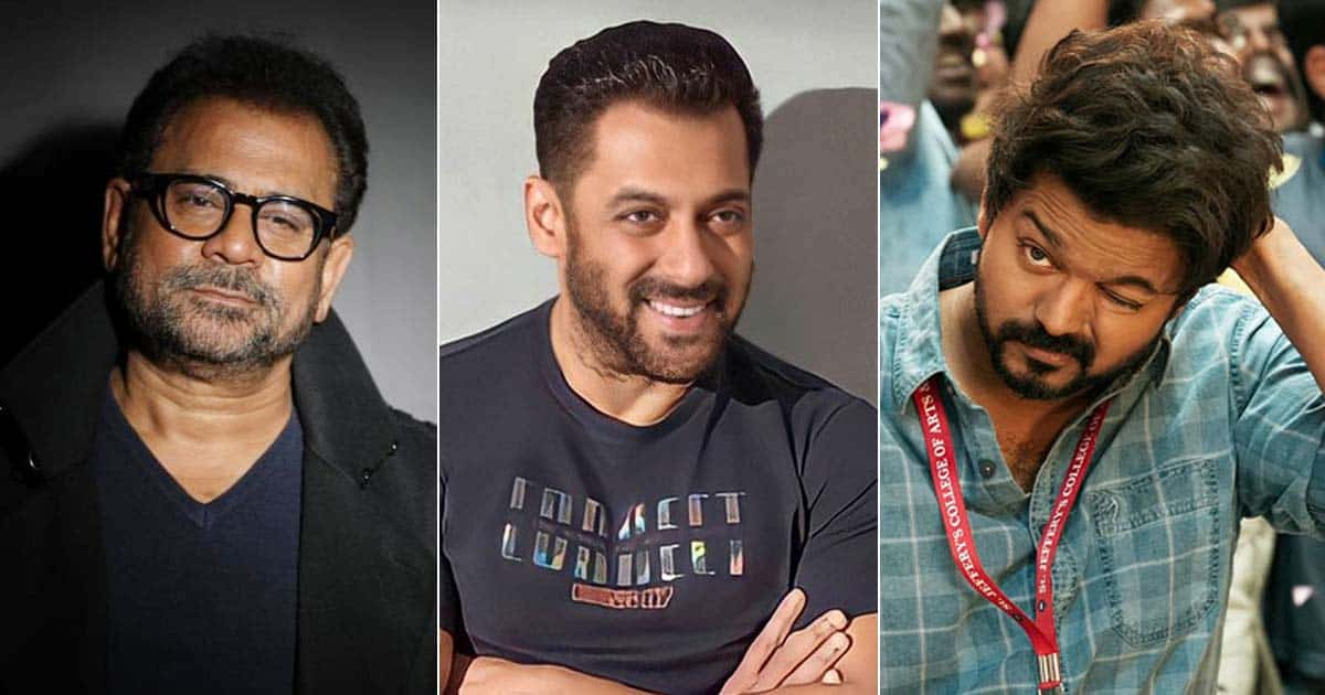 Salman Khan To Turn Prem Once Again For Anees Bazmee's Comedy As He Walks Out Of Master's Hindi Remake?