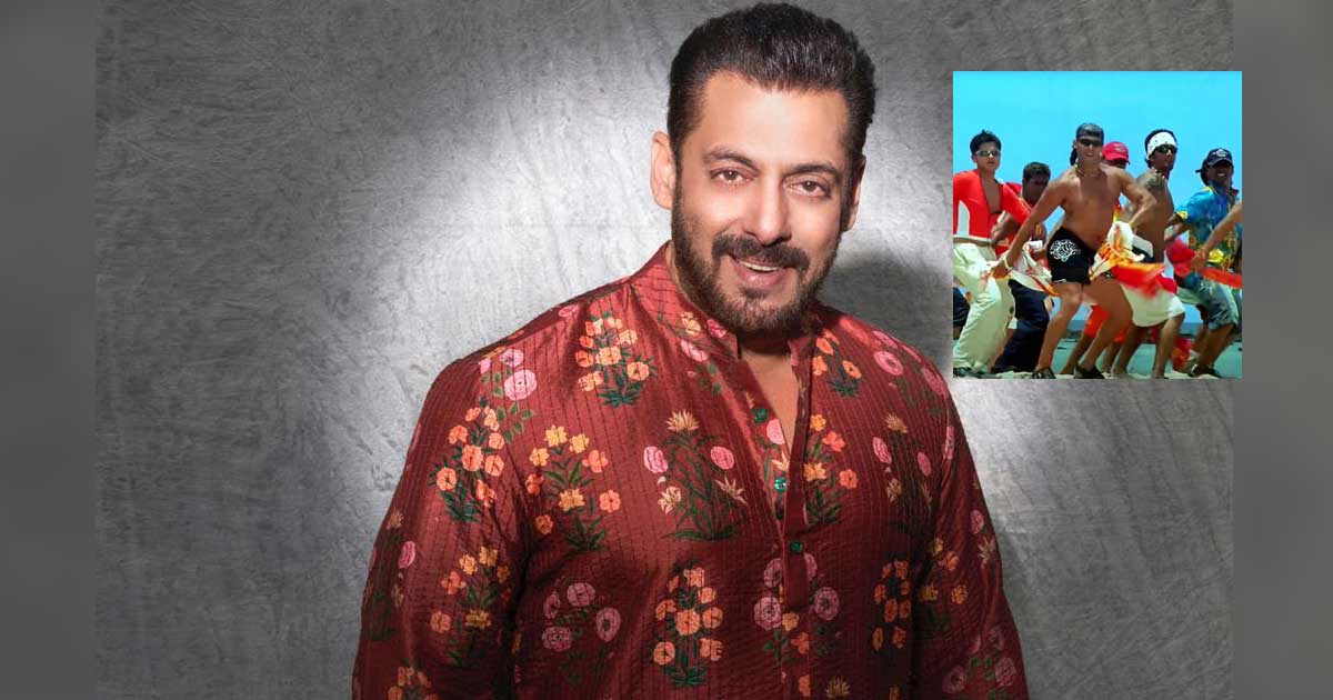 Salman Khan's 'Jeene Ke Hai Chaar Din' Towel Was Auctioned At A Six-Digit Amount & You Won't Be Able To Guess It, Read On!