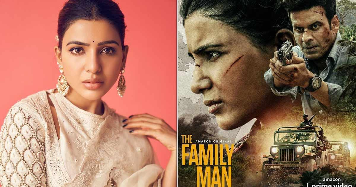 Samantha Akkineni Finally Breaks Silence On The Family Man 2 Row