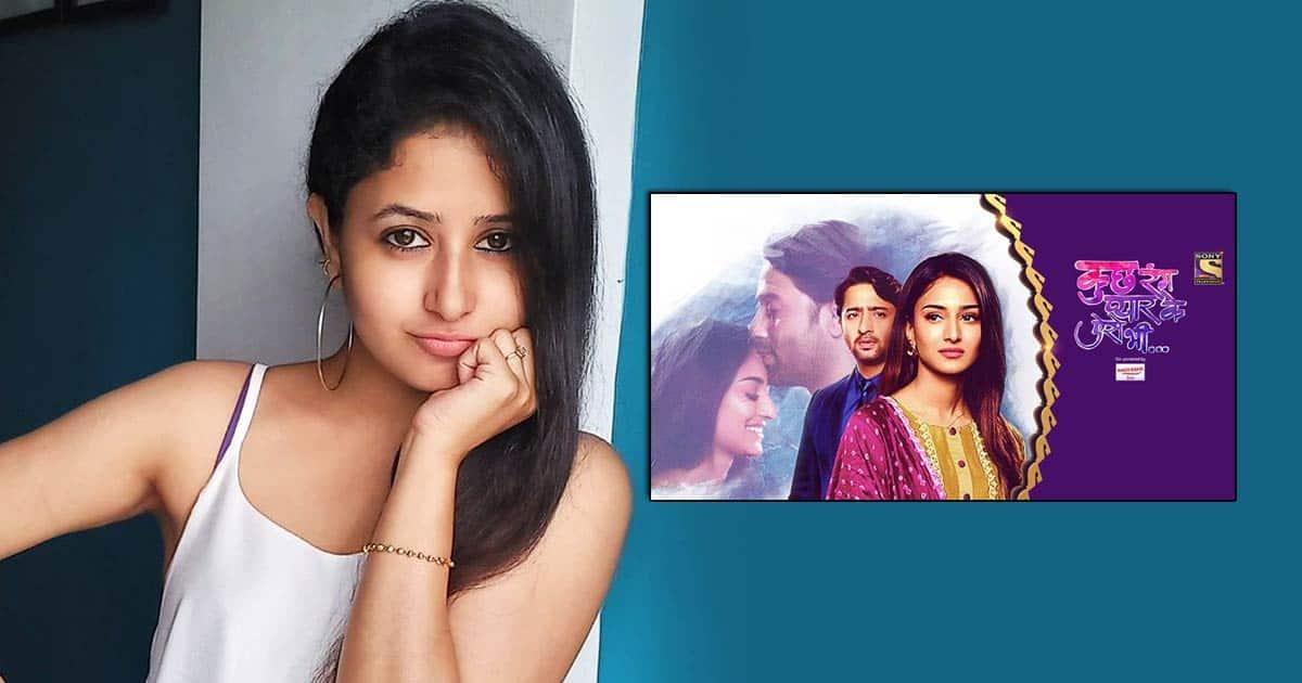 Sana Amin Sheikh enters 'Kuch Rang Pyaar Ke Aise Bhi: Nayi Kahaani'