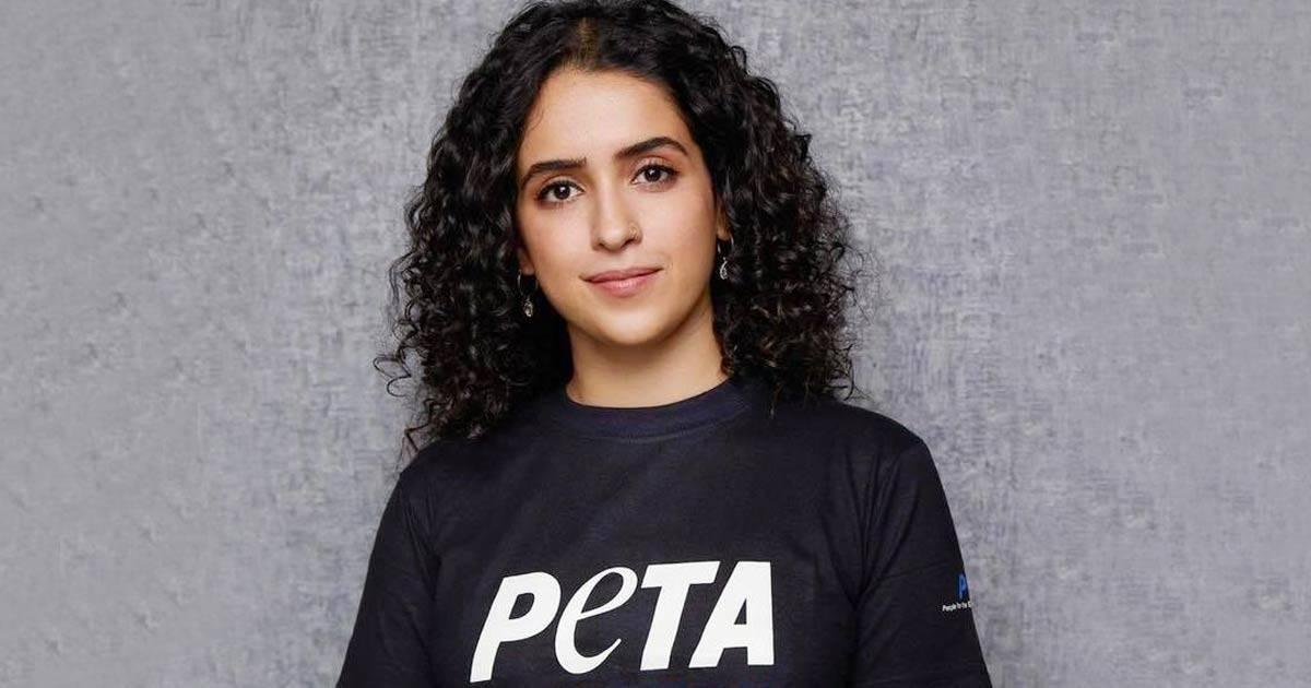 Sanya Malhotra joins forces with PETA India against elephant 'joyrides'