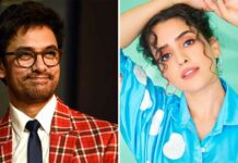 Sanya Malhotra on her shooting experience with Aamir Khan