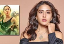 Sara Ali Khan unveils her 'Veerangana' look from 'Mission Frontline'