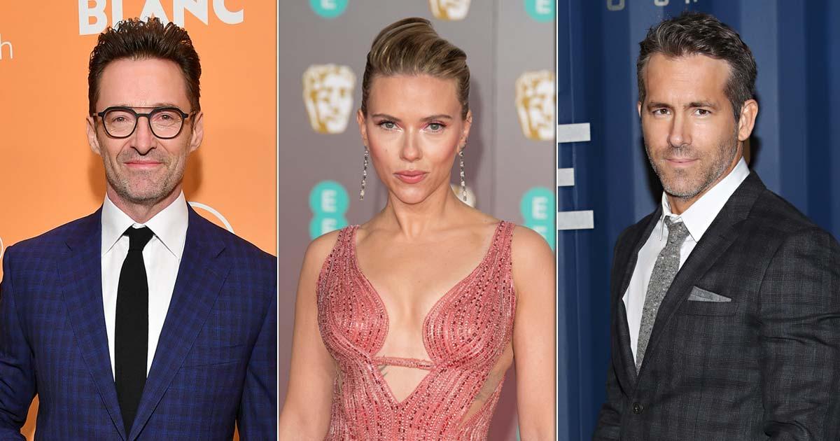Scarlett Johansson Is The Reason For Feud Between Hugh Jackman & Ryan Reynold, Says The Former